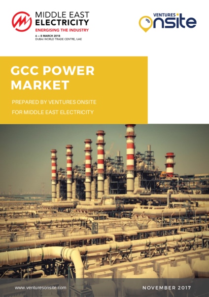 Report: GCC Power Market – October 2017