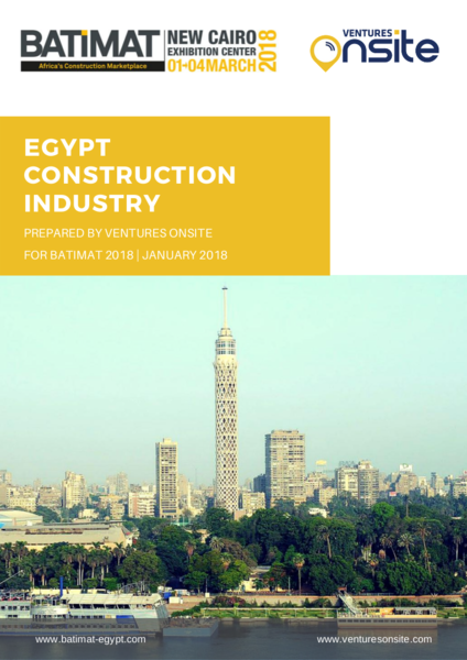 Report: Egypt Construction Industry