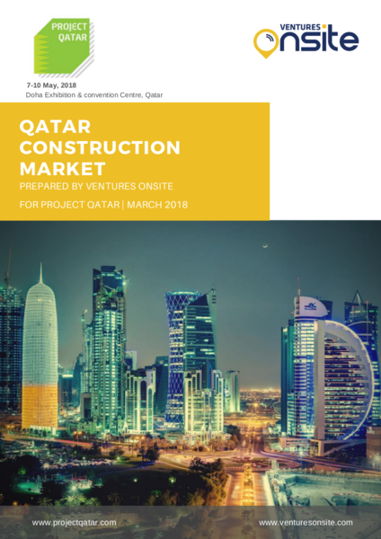 Report: Qatar Construction Overview – March 2018