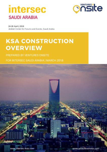 Report: KSA Construction Market Overview - March 2018