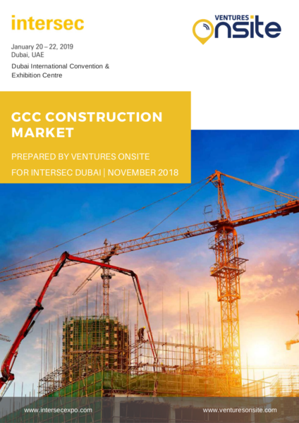 Report: GCC Construction Outlook – November 2018