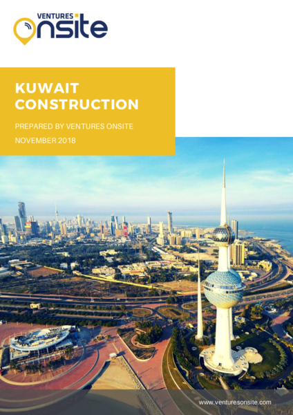 Report: Kuwait Construction Sector Outlook - November 2018