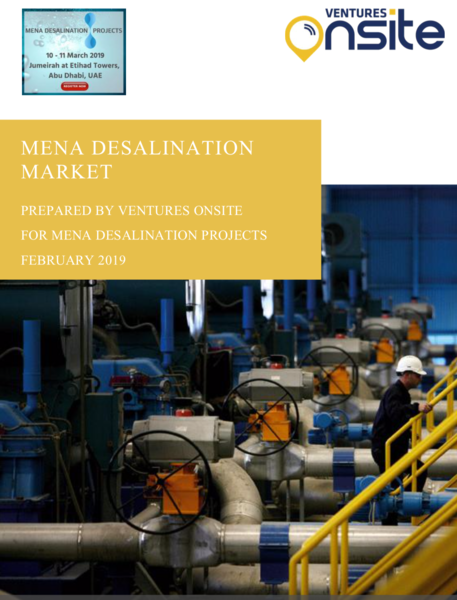 Report: MENA Desalination Market - Feb 2019