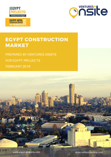 Report: Egypt Construction Market