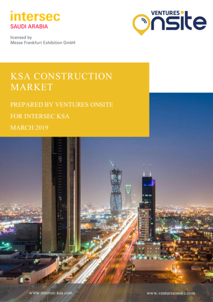 Report: KSA Construction Market