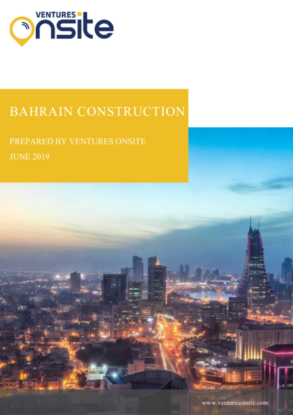 Report:  Bahrain Construction