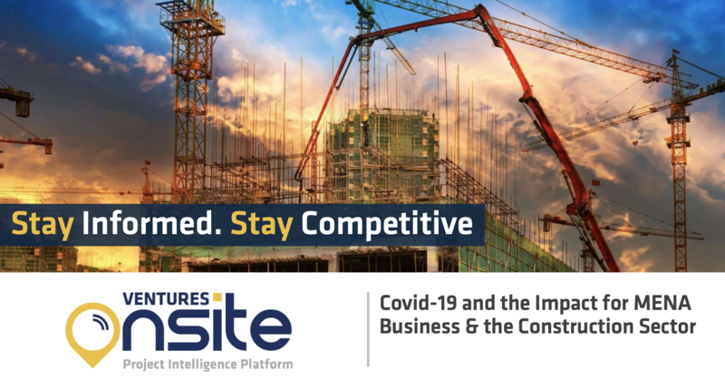 Report: Covid-19 and the Impact for MENA Business & the Construction Sector