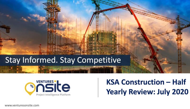 Report: KSA Construction – H1 2020 (July 2020)