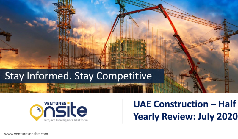 Report: UAE Construction – H1 2020 (July 2020)