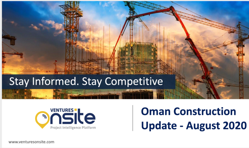 Report: Oman Construction - August 2020