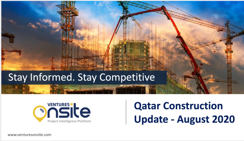 Report: Qatar Construction - August 2020