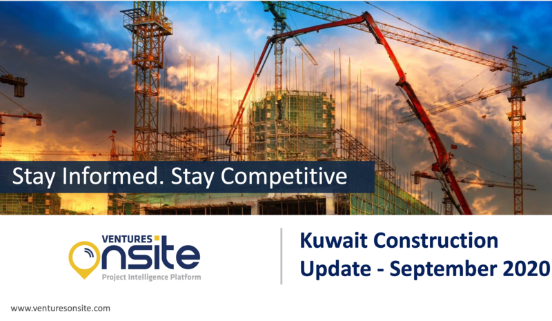Report: Kuwait Construction - September 2020