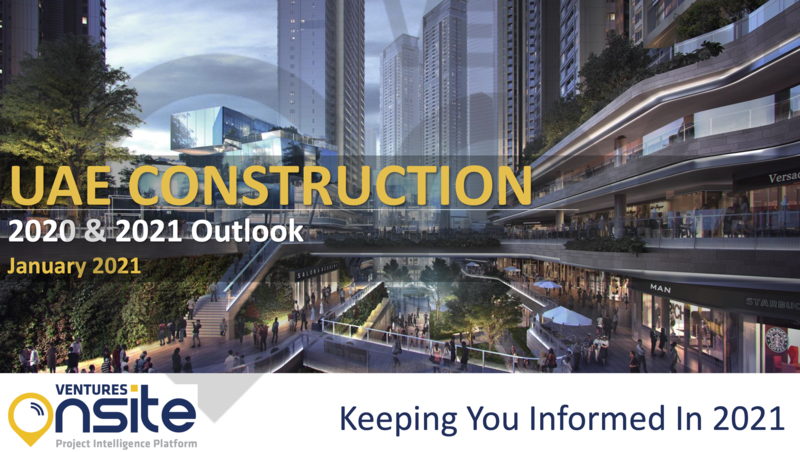 Report: UAE Construction - January 2021