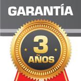 Garantía 3 años