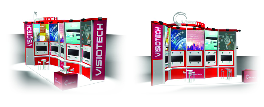 Stands-Visiotech