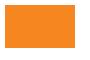 small orange Vizrt logo