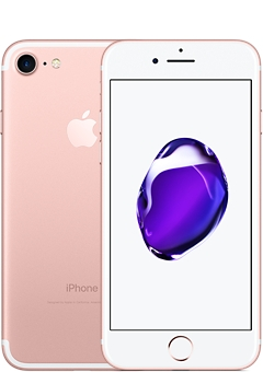 Apple iPhone 7, 32GB, Rose Gold, 4,7