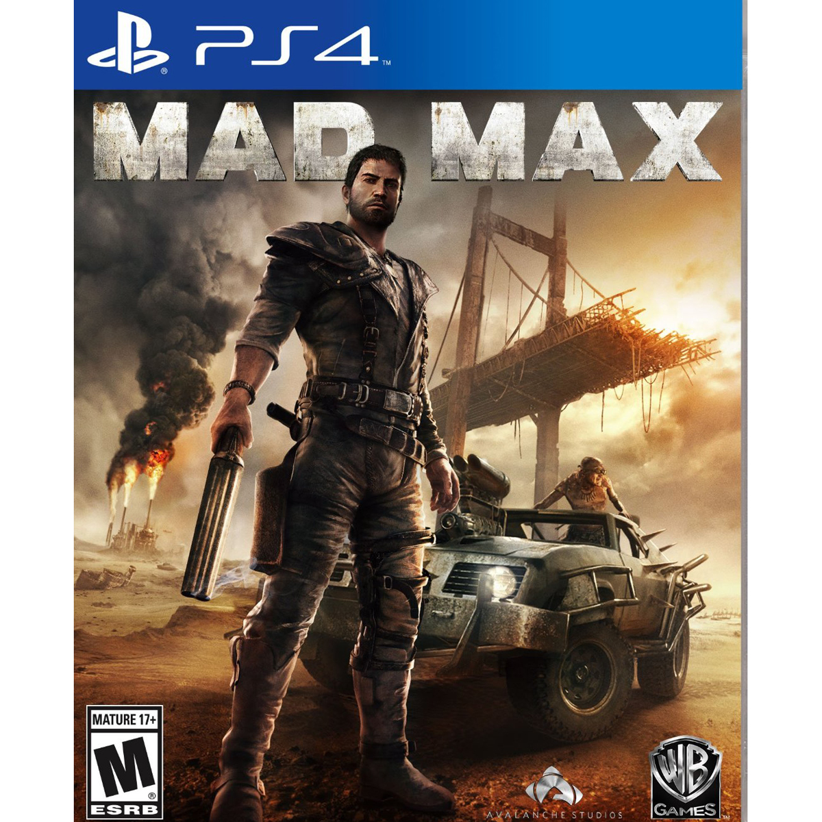 GAME MAD MAX