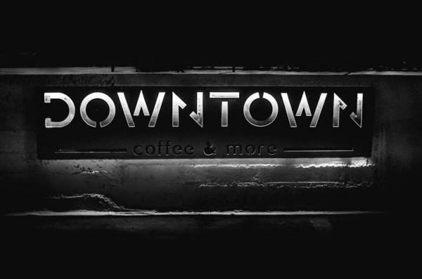 Downtown coffee & more, арт-кафе