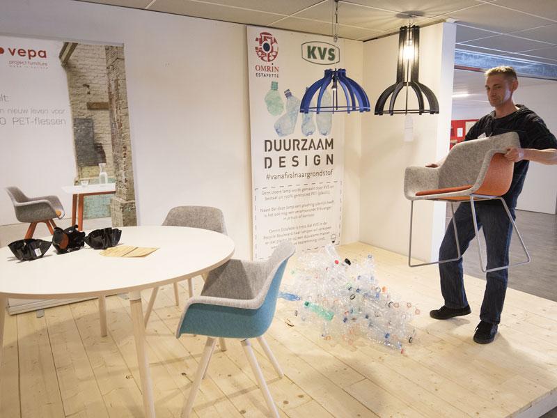 Tweedehands Meubels Leeuwarden : We willen afval woest aantrekkelijk maken