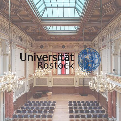 Üniversität Rostock Aula in Rostock 3D Rundgang