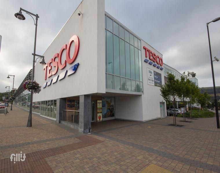Ballincollig shopping centre