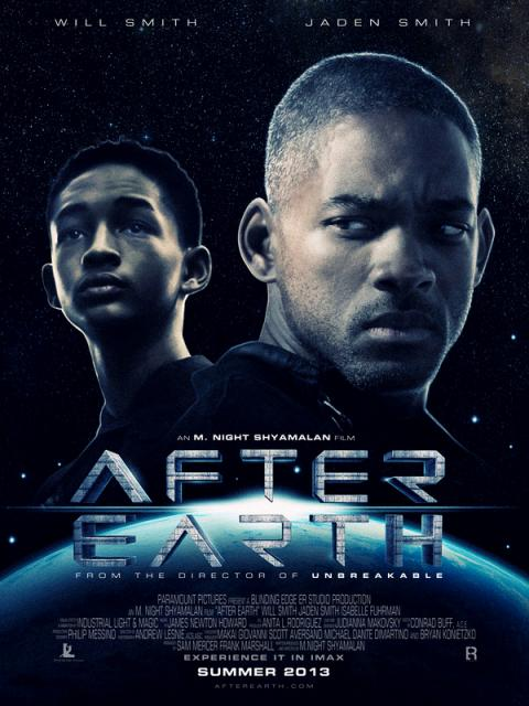 After Earth / 1000 A.E.