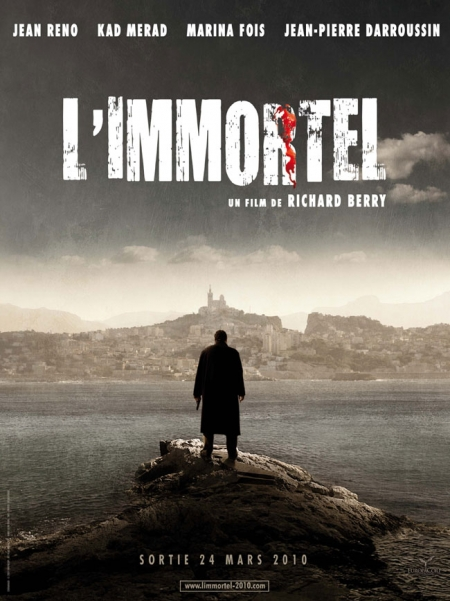 22 Bullets / L'immortel