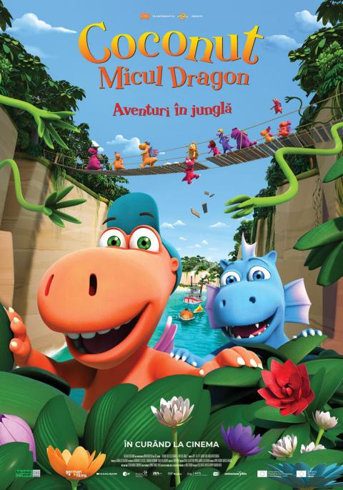 Coconut The Little Dragon - Into The Jungle/ Der kleine Drache Kokosnuss 2