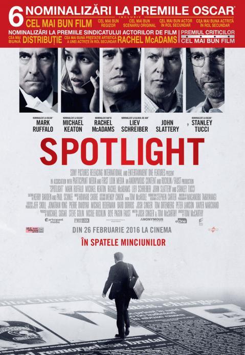 Spotlight / Il caso Spotlight