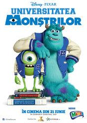 Monsters University / Monsters, Inc. 2