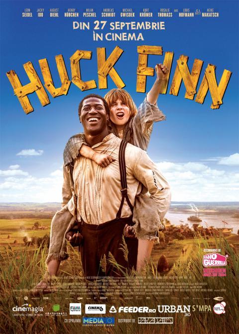 Huck Finn / Die Abenteuer des Huck Finn