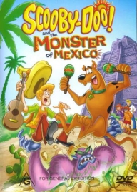 Scooby-Doo Monster Of Mexico