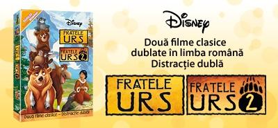 Box Brother Bear 1 and 2