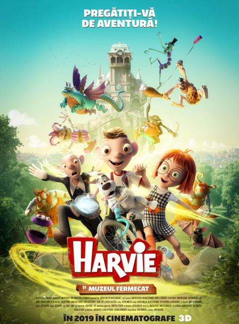 Harvie and the Magic Museum 3D