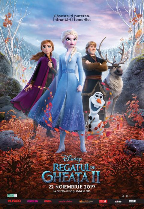 Frozen ll 3D