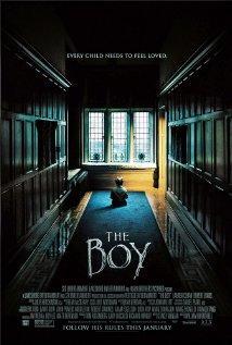 The Boy / The Inhabitant