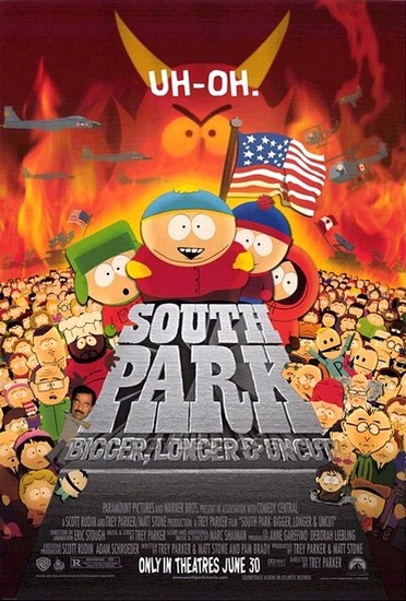 South Park : Bigger, Longer and Uncut
