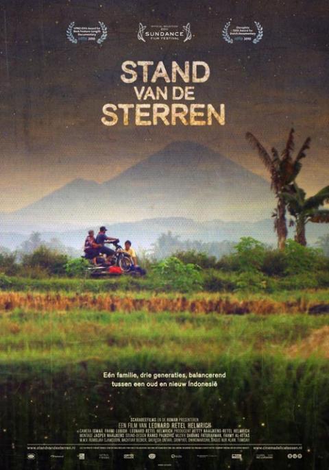 Position Among the Stars / Stand van de Sterren