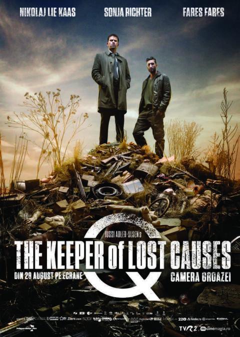 The Keeper of Lost Causes / Kvinden i buret