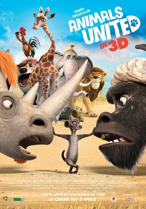 Animals United : Konferenz der Tiere