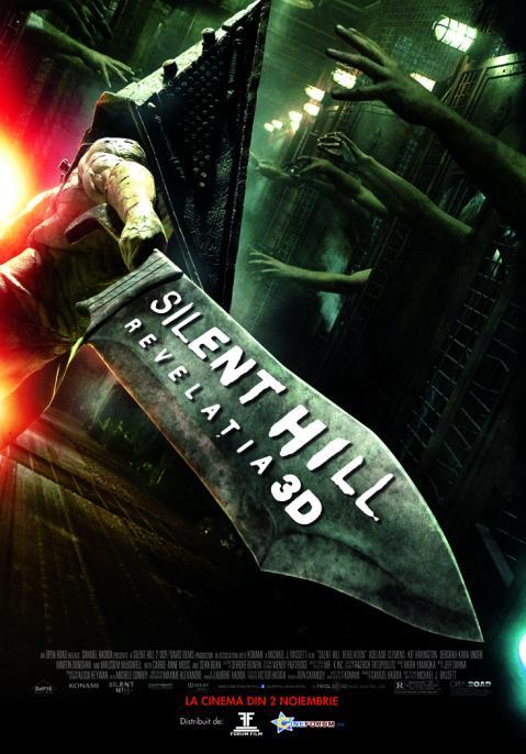 Silent Hill: Revelation / Silent Hill 2