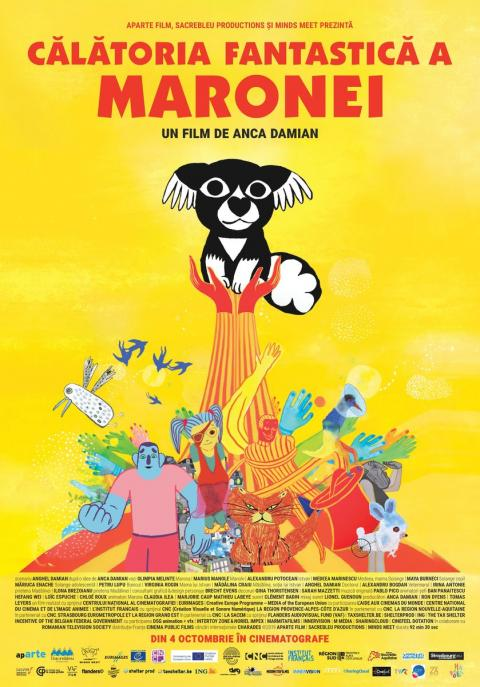 Marona's Fantastic Tale / L'extraordinaire voyage de Marona