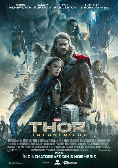 Thor: The Dark World / Thor 2