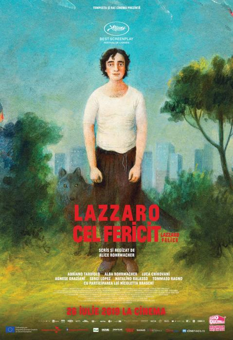 Lazzaro felice/ Happy as Lazzaro