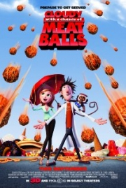 Cloudy with a Chance of Meatballs 3 D