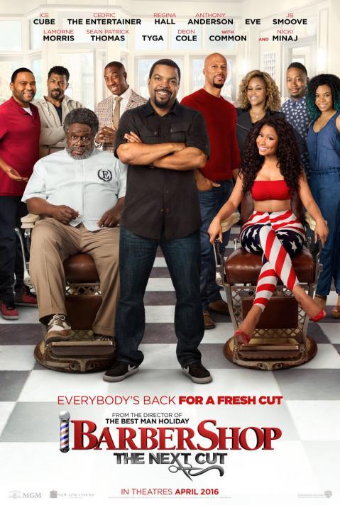 Barbershop: The Next Cut / Barbershop 3