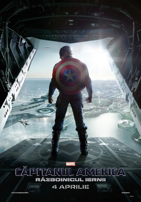 Captain America: The Winter Soldier / Captain America 2