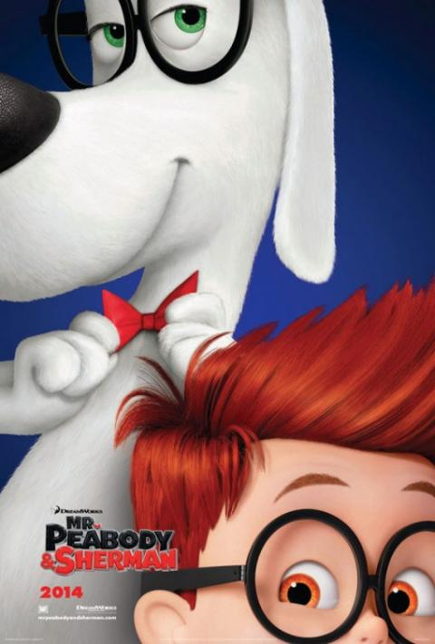 Mr. Peabody & Sherman / As Aventuras de Peabody & Sherman