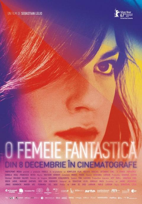 A Fantastic Woman / Una Mujer Fantástica